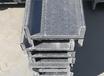 浩凯玻璃钢拉挤U型管件—建筑防腐檩条—FRP檩条特点