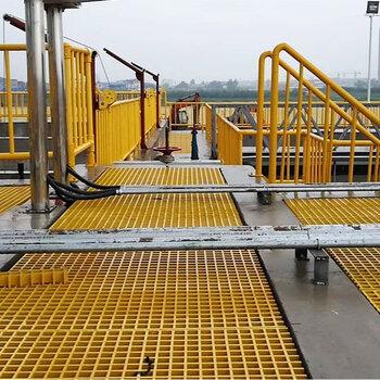 咸陽檢修走道格柵板/玻璃鋼格柵價格對比