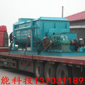 硫酸钙双桨叶-盘式连续组合干燥机