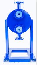 青岛瑞普特新型焊接式板壳式换热器