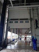 东莞工业提升门厂家安装保修一年图片