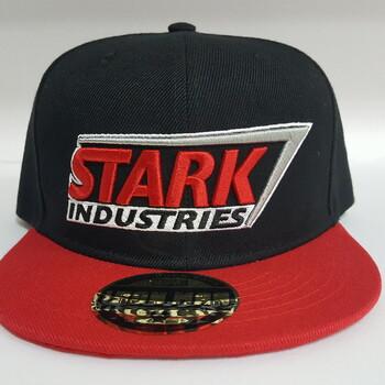 遮阳运动帽子定做工厂绣花平板棒球帽厂家欧美嘻哈镭射贴纸帽子