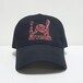 冠达帽业订制棒球帽厂家韩版时尚斜纹棒球帽绣花鸭舌帽定做
