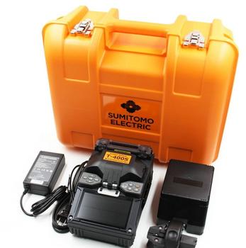 Sumitomo进口住友V型槽T-400S光纤熔接机现货