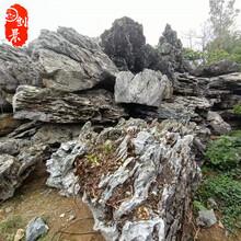 大英德石原產地大英石假山石英德石圖片大全圖片