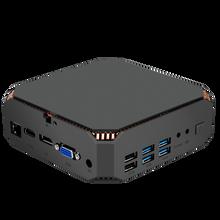 產地貨源迷你電腦i3i5i7迷你主機嵌入式minipc組裝機微型電腦主機圖片