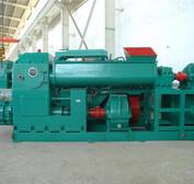 河南焦作厂家供应双级真空砖机页岩真空制砖机