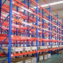 大连市重型货架仓储图片