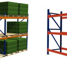 大连市重型货架仓库价格图片
