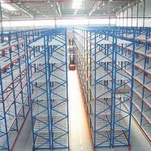 大连市重型库房货架价格图片