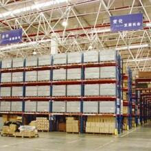 营口市重型货架仓库厂家图片