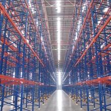 灯塔市库房货架_重型库房货架定做图片