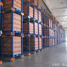 倉儲貨架_吉林重型倉庫貨架訂做圖片
