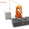 高等院校专用三维机器人光纤激光焊接机