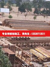 广州市拉森钢板桩价格图片