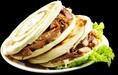 陜西特色小吃臘汁肉夾饃_臘汁肉夾饃家常做法_廚食代餐飲