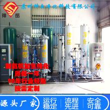 PSA制氮机神岳氮气发生器食品制氮机食品保鲜行业图片