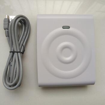 德卡D8-U非接觸式ic卡讀卡器usb智能卡會員卡