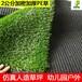广州淡绿人造草坪展览仿真人工草皮阳台酒吧假草婚礼PE塑料草