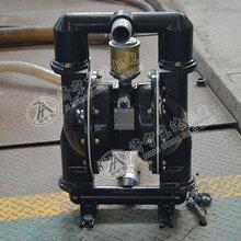 气动隔膜泵(图)、矿用气动隔膜泵、昭通气动隔膜泵图片