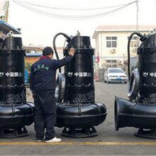 城市污水排放WQ潜水污水泵