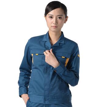 秋冬季牛仔工作服定制、冲锋衣工作服定制加厚防寒
