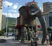 平顶山巡游机械大象组装大象出租