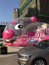 广安地产暖场活动策划活动设备供应商积木乐园粉猪儿童乐园出租