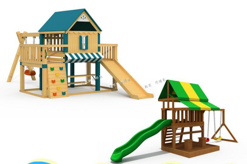 幼儿园滑梯家报价 厂家