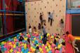 儿童蹦床儿童游乐设备蹦床公园蹦床亲子乐园广场商场非标定制