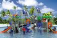 儿童水上乐园游乐设备泳池水上滑梯水屋水寨戏水小品水上乐园闯关度假村酒店