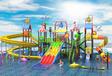 水上滑梯户外游泳池温泉度假村景区水屋水寨儿童乐园水上乐园游乐设备