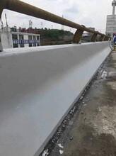高速公路防撞墻用薄層修補砂漿蜂窩麻面修補快速凝固價格圖片