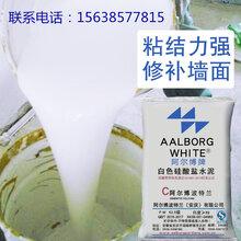 郑州阿尔博白水泥厂家,国标白水泥,52.5白水泥图片