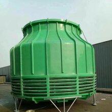 工业专用玻璃钢冷却塔山西圆形冷却塔吨位齐全