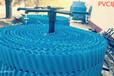 長治優質蜂窩斜管填料-污水凈化pvc填料生產廠家