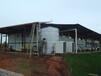 養殖場恒溫設備推薦藍宇直熱循環空氣源熱泵機組