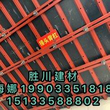 胜川新型建筑模板支撑体系图片