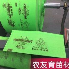 廠家直銷無紡布哈密瓜包裝袋設計印刷制袋一條龍圖片