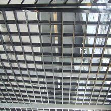 G323/30/100剧院吊顶平台网格板安平热镀锌钢格栅板厂家在线报价