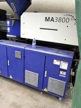 二手注塑机海天注塑机海天MA380吨伺服图片