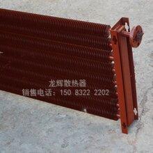 带罩板翅片管散热器_钢制翅片管对流散热器暖气片图片