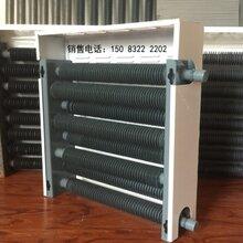 钢制翅片管对流散热器_蒸汽暖气片GC6-25/300-1.0型图片