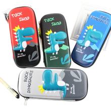 透明铅笔袋高中小学生用文具袋韩国简约小清新铅笔盒韩版创意可爱文具盒图片