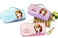 簡約女生小清新可愛創意大容量韓版卷筆袋兒童中學生學習用品小筆袋鉛筆盒