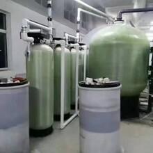 河北石家莊廠家10T/H全自動軟化水設備圖片