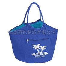 定制手提包箱包廠家定制箱包沙灘包印字牛津布促銷包購物袋圖片