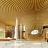 商場中庭弧形鋁方通,造型鋁方通廠家