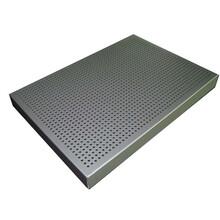 沖孔鋁蜂窩板供應穿孔鋁蜂窩板廠家圖片