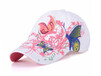 时装款复古刺绣绣花时装棒球帽